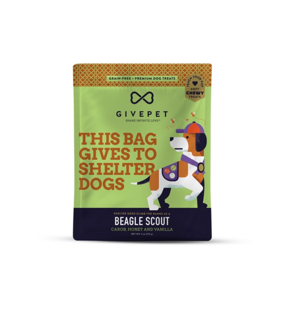 GivePet_Trainer_treats_Beagle-Scout